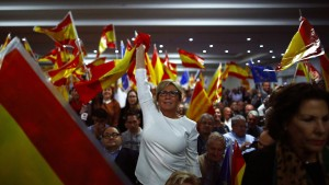 Singe, Spanien!