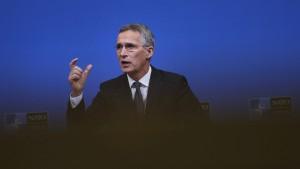 Stoltenberg warnt Russland
