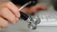 In dem Bewertungsportal können Patienten ihren Arzt bewerten.