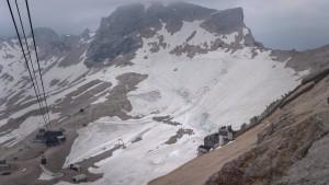 Bald keine Gletscher mehr in Deutschland