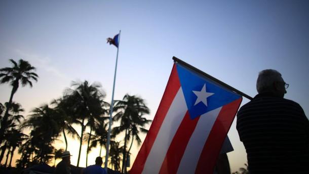 Puerto Rico will offenbar fast die Hälfte seiner Schulden nicht zahlen