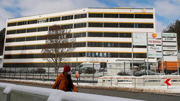 Biontech startet Produktion in Marburg