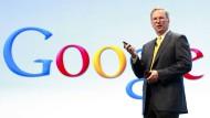 Tausendmal mehr verdienen als der Nachbar: Eric Schmidt, einer der mächtigsten Wirtschaftsführer der Welt