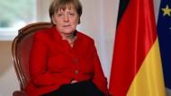 Hälfte der Deutschen lehnt vierte Amtszeit Merkels ab