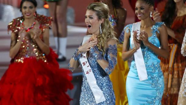 """Die """"Miss World"""" kommt aus Spanien"""