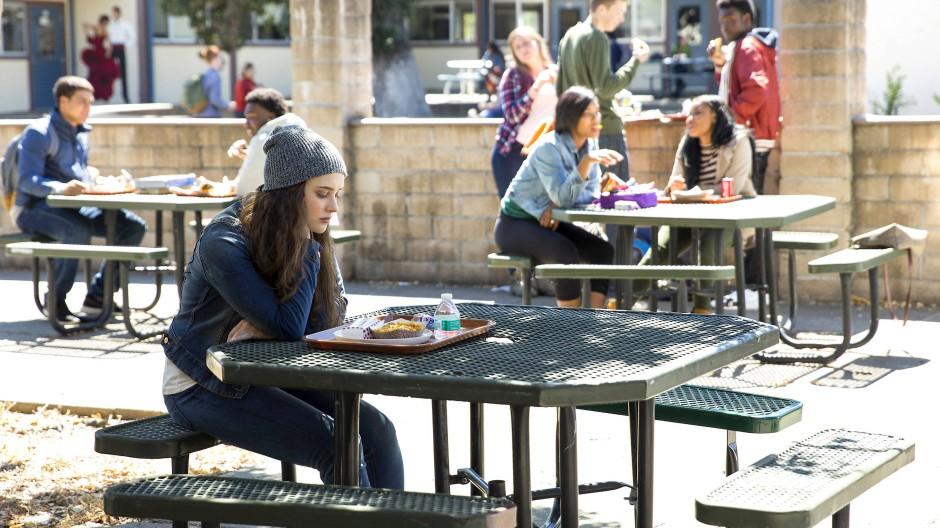 """Das Ausmaß ihrer Einsamkeit kannte keiner: Katherine Langford als Hannah Baker in """"Tote Mädchen lügen nicht"""""""