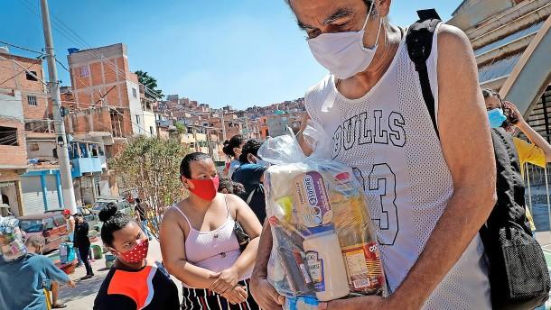 Lateinamerika ist ausgehungert von der Pandemie