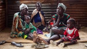 Vereinte Nationen warnen vor Hungersnot