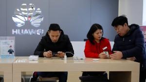 Huawei ist Amerikas Ass im Poker mit China