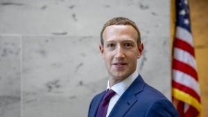 Zuckerberg lehnt Aufspaltung von Facebook ab
