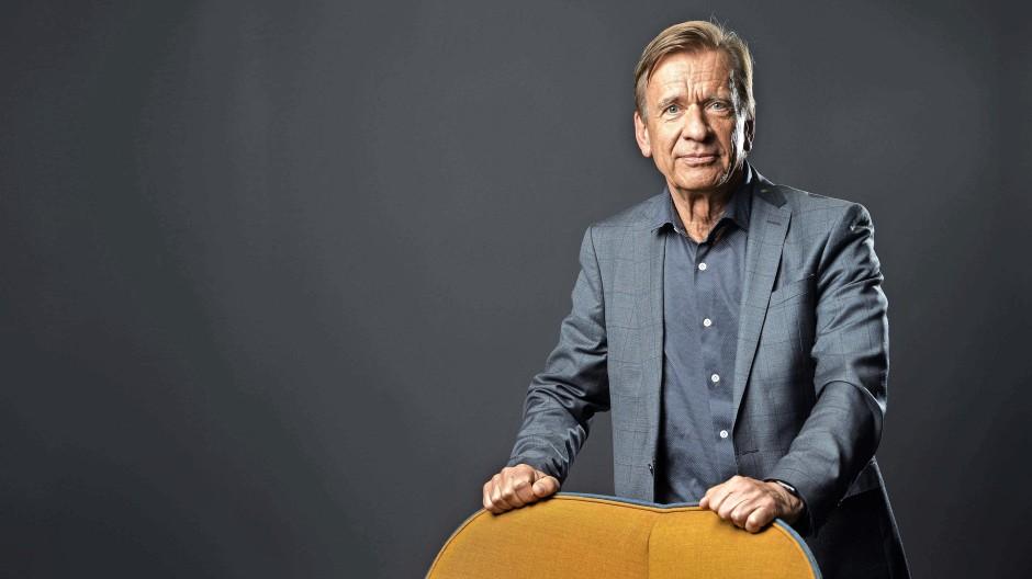 Hakan Samuelsson, 70, ist ein Industrieveteran: Seit 2010 führt der Schwede Volvo Cars, zuvor war er Chef des Lastwagenbauers MAN und Vorstand bei Scania.