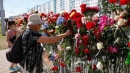 Sicherheitskräfte in Belarus verhaften Menschen wahllos