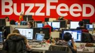 """""""Buzzfeed""""-Zentrale in New York"""