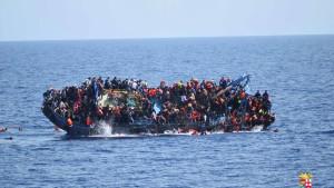 Frontex rechnet mit 300.000 Flüchtlingen aus Libyen