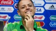 Wie Chicharito das DFB-Team stoppen will