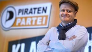 Piraten wählen Bernd Schlömer zum Vorsitzenden