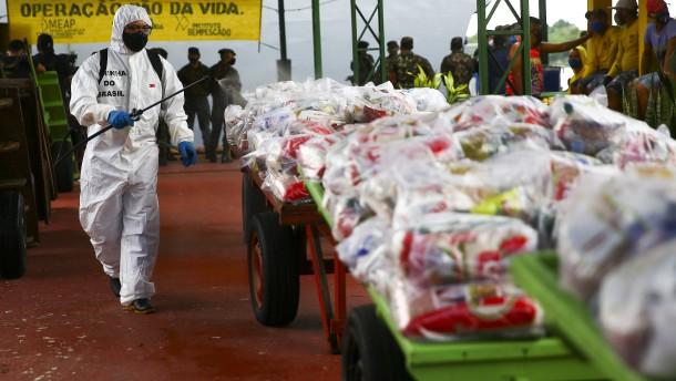 Toter bei Corona-Impfstoff-Studie in Brasilien