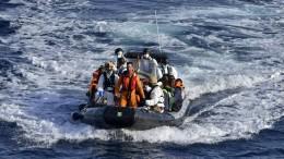 Auch Seehofer für staatlich organisierte Seenotrettung