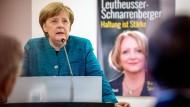 Merkel fordert mehr Engagement der Bürger