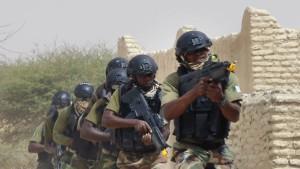 Niger und Tschad starten Offensive gegen Boko Haram