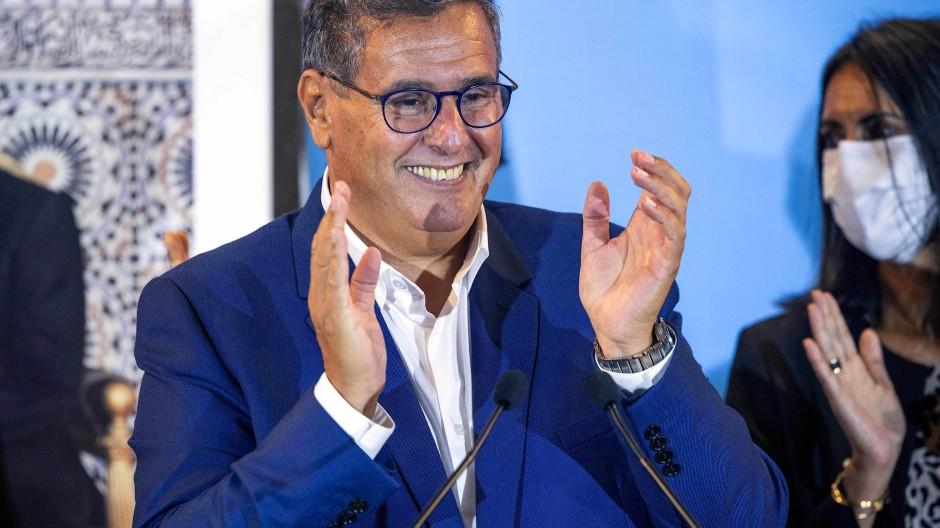 Manager des Königs: Unternehmer und Politiker Aziz Akhannouch