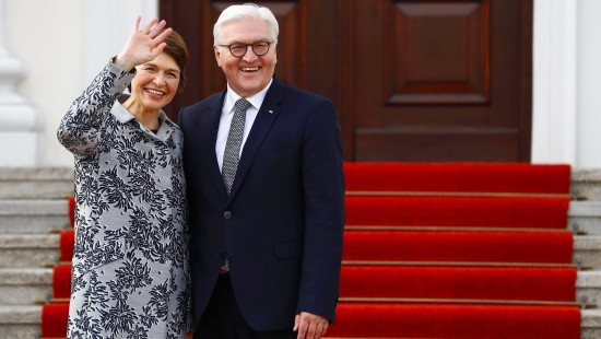 Steinmeier fordert Kampf für Demokratie