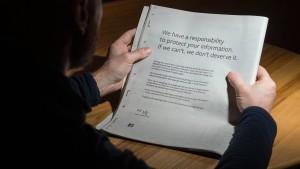 Zuckerberg entschuldigt sich in britischer Presse