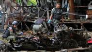 Explosion im Süden Thailands