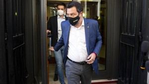 Juristische Erfolge für Matteo Salvini
