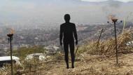 Massengrab auf Müllhalde in Medellín vermutet