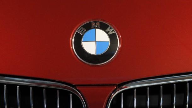 BMW präsentiert China-Marke