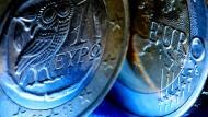 Deutschland erhielt von Athen 360 Millionen Euro