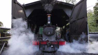 Einst war die Dampfkraft Motor der industriellen Revolution, heute ist sie fast immer ein Fall fürs Museum - außer in einem kleinen Ort in Australien.