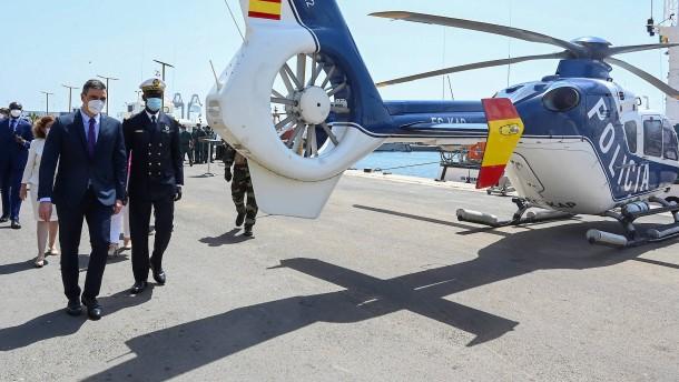 Wie Spanien Fluchtursachen in Afrika bekämpfen will