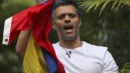 Maduro geht gegen Oppositionsführer vor