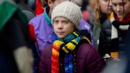 Greta Thunberg liest den Mächtigen die Leviten