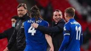 Leicester City folgt Chelsea ins Finale
