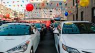 Teures Fahrvergnügen: Preise für Gebrauchtwagen ziehen deutlich an.