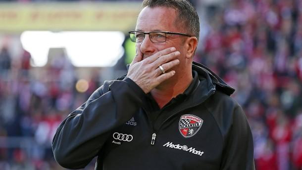 Ingolstadt trennt sich von Trainer Kauczinski