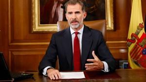 """""""Stabilität Kataloniens und ganz Spaniens in Gefahr"""""""