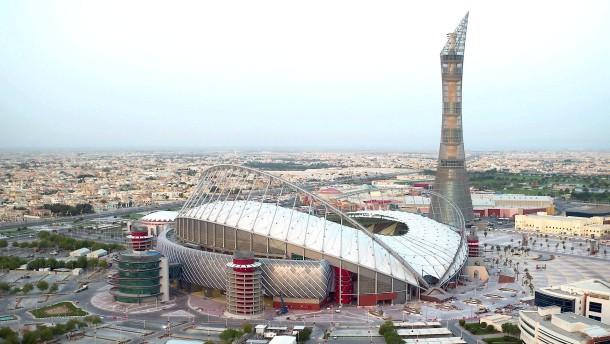 Amnesty International gegen Boykott der Fußball-WM in Qatar