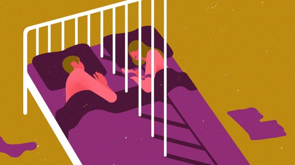 Wenn einer will und der andere nicht, ergibt sich oft eine Dynamik in der Beziehung, in der nicht einmal mehr ein unschuldiges Küsschen drin ist.