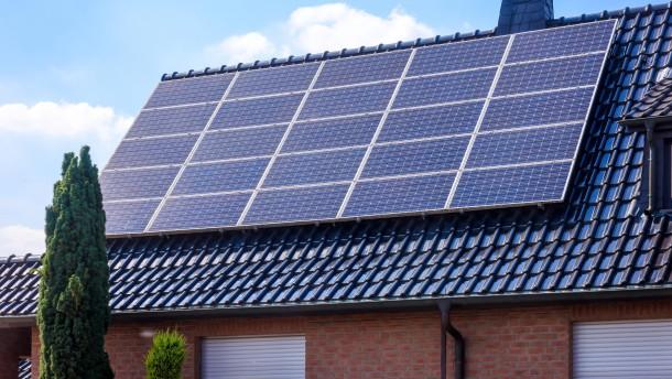 Wie nachhaltig sind Solaranlagen auf dem Dach?