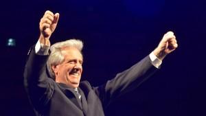 Sozialist Vázquez gewinnt Wahl in Uruguay