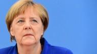 Merkel sagt islamistischem Terror den Kampf an