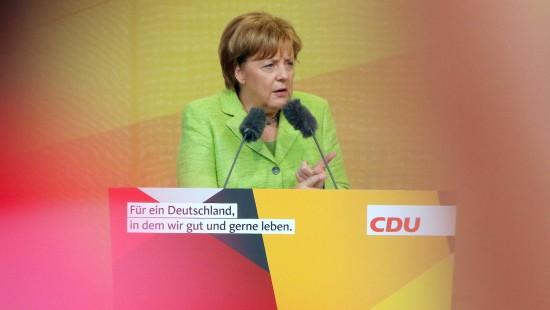 Merkel schließt Steuererhöhungen aus