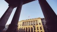 Das Berliner Abgeordnetenhaus will die Verfassung ändern.