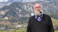 Einsiedler Stan Vanuytrecht aus Belgien