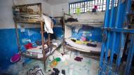 Über 170 Häftlinge aus Gefängnis in Haiti geflohen