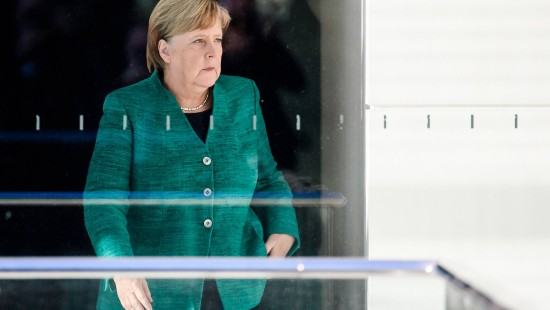 """Merkel: """"In der Demokratie gibt es auch Niederlagen"""""""